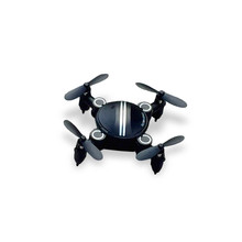 Foldable RC Pocket Quadcopter 2.4G 4CH 6-axis Gyro Headless Mode Drone Dron 3D Unlimited Flip RTF LED light Flying Helicopter(China (Mainland))