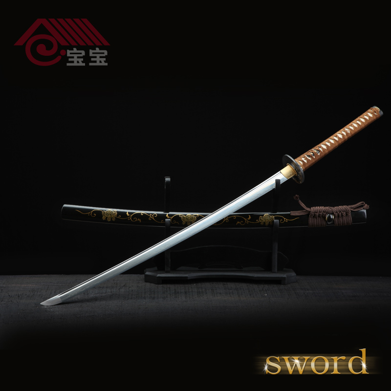 LQS15ws110004 Japanese katana vintage home decor collection sword