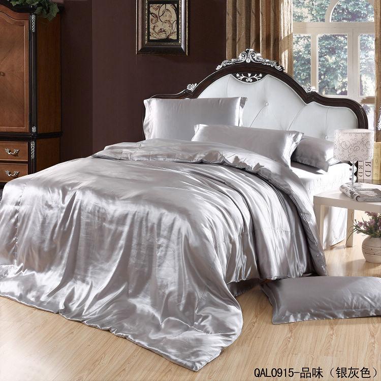 argent couvre lit promotion achetez des argent couvre lit promotionnels sur. Black Bedroom Furniture Sets. Home Design Ideas