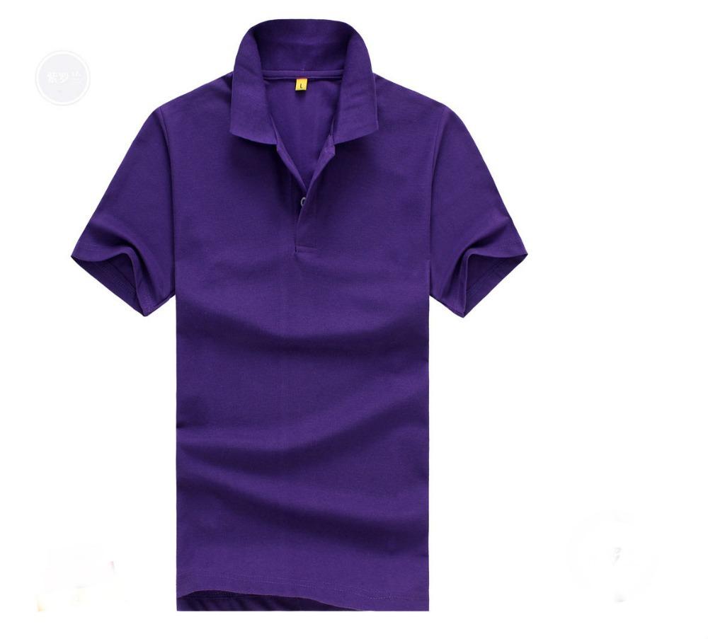 Polo Men Shirt Short Sleeve Shirt Casual Summer Style