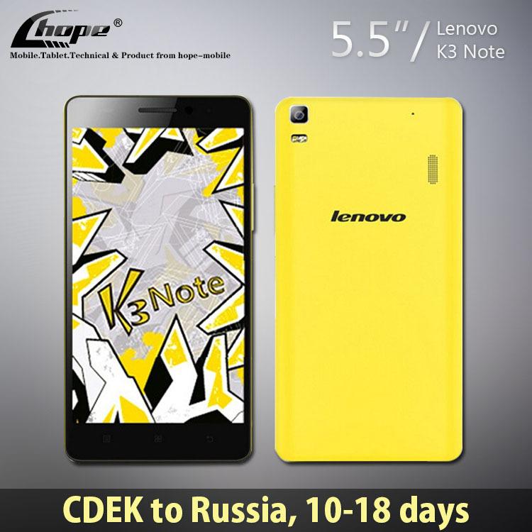Мобильный телефон Lenovo K3 k50/t5 4G LTE Android 5.0 MTK6752 Core Dual SIM 5.5 FHD 2G ram, 16 13 мобильный телефон lenovo k3 note k50 t5 16g 4g