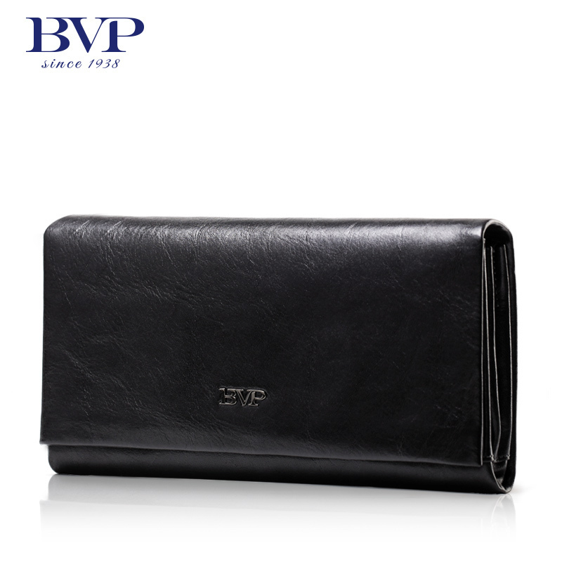 BVP free shipping high-end men business genuine soft leather cowhide day clutch handbag  wallet checkbook card handbag S3008<br><br>Aliexpress