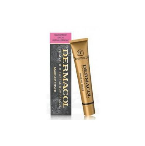 100% Original Dermacol base Make-up Cover concealer cream dermacol makeup cover tatoo consealer dermacol make up cover 30g<br><br>Aliexpress