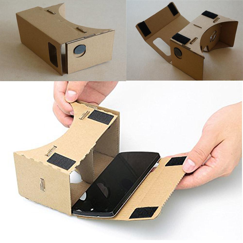 Как самому сделать vr очки для смартфона