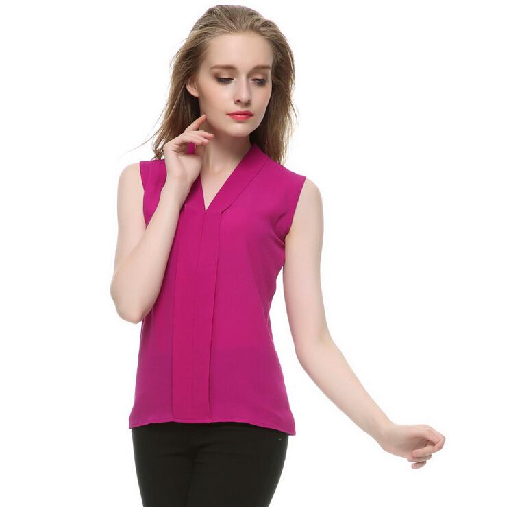 Model KRISP Womens See Through Chiffon Blouse Ladies Tie Long Sleeve Transparent Top | EBay