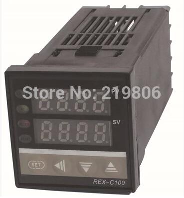 REX C-100 Intelligent Temperature Control Time Relay(China (Mainland))