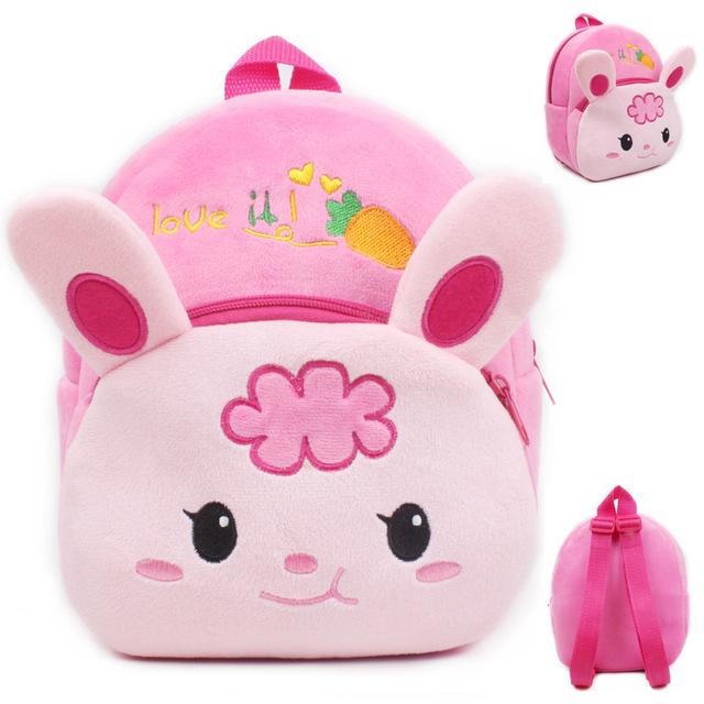 Последняя симпатичный плюшевый рюкзак дети плюшевые мультфильм сумки дети рюкзак ...