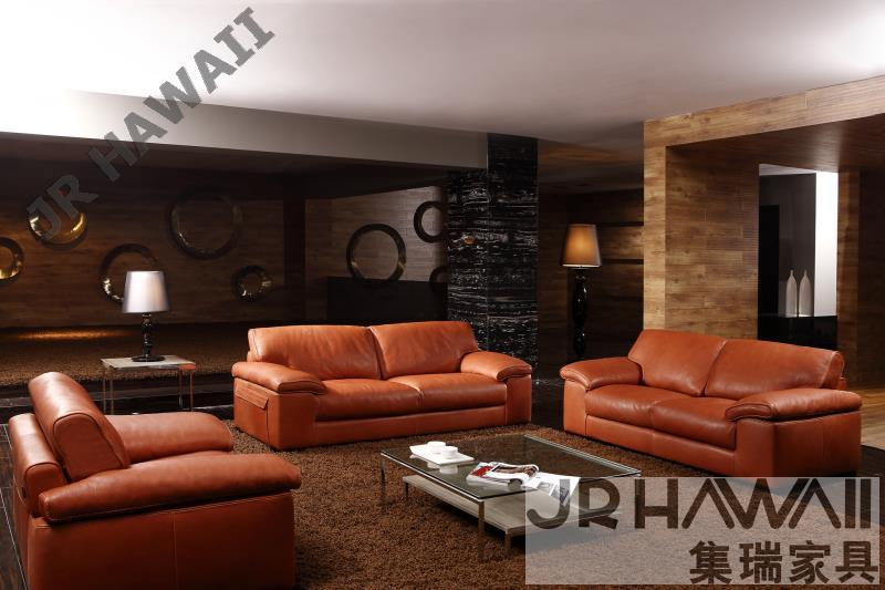 High Quality Leather Sofa Modern Sofa Living Room Sofa Living Room Furniture