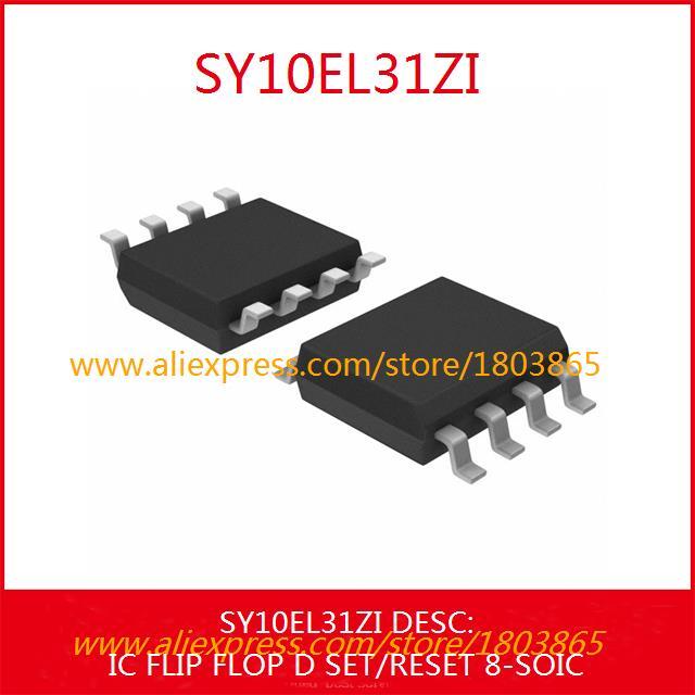 SY10EL31ZI IC флип-флоп D