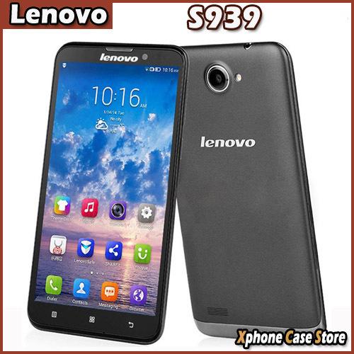 Lenovo S939 MTK6592 Octa Core Smart Phone 6 inch IPS 1GB RAM +8GB ROM 8MP Android 4.2 GPS Dual sim Russian Multi Language(China (Mainland))