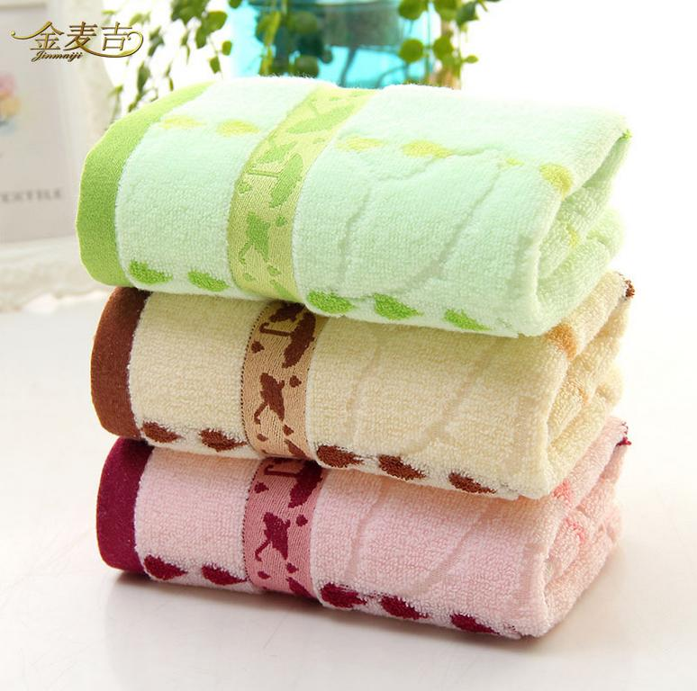 2016 gift Free shipping luxury men face towel 35*75cm linge de toilette super soft cotton towel brand home use Terry towel(China (Mainland))