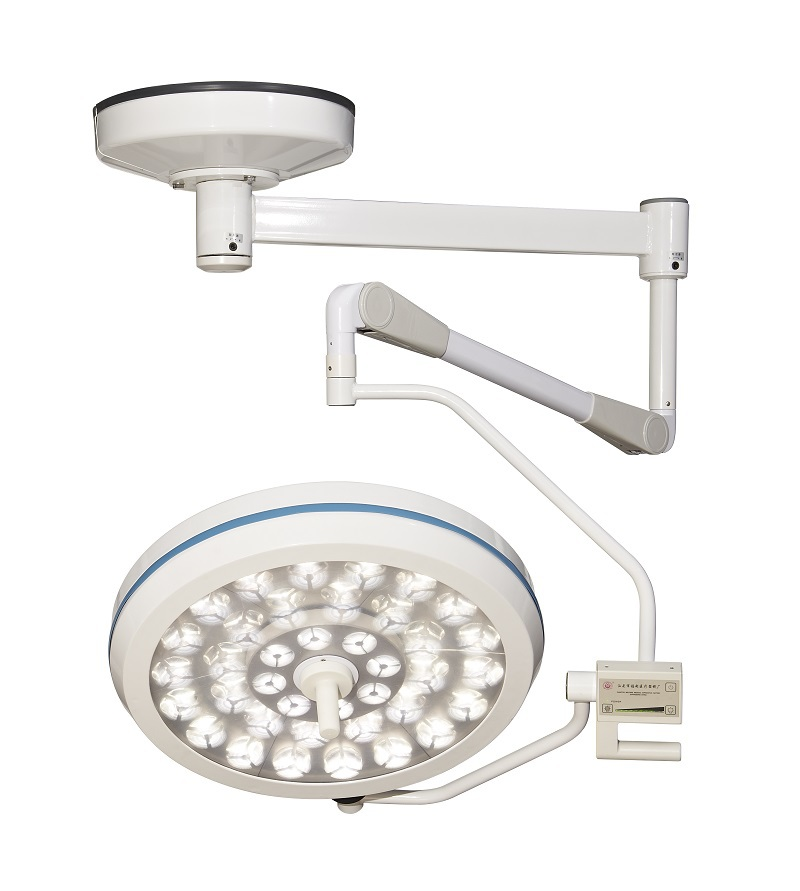 LED operation lamp Single arm Ceiling type LED700 with digital brightness control,opeartion lamp,medical lamp(China (Mainland))