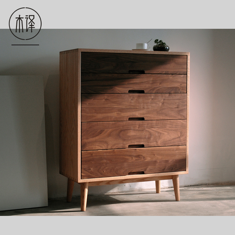 Walnut Wood Furniture ~ Online buy wholesale muji drawers from china
