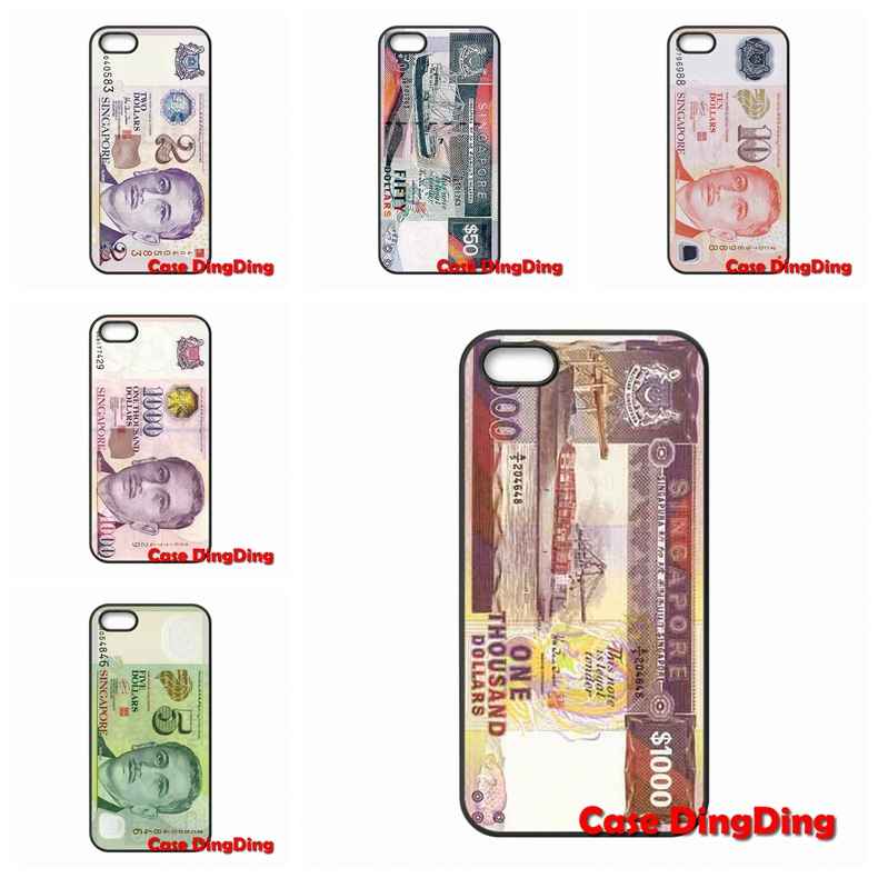 Singapore Dollar Currency Money For LG G2 G3 Mini G4 G5 Google Nexus 4 5 6 E975 L5II L7II L70 L90 Stylus L65 K10 hard case(China (Mainland))