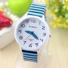 Free Shipping New Arrival Colors Fashion Quartz Zebra Strap Wristwatch Ladies Sports Watch Women Dress Watch Relojes de marca