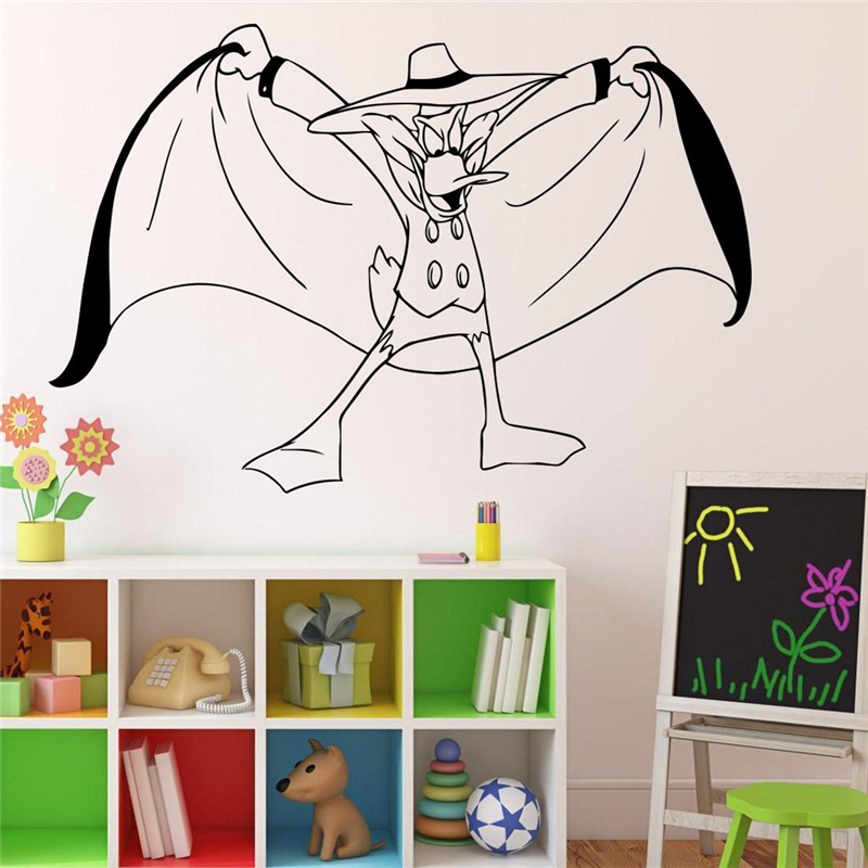 darkwing duck wall decal vinyl sticker duck superhero home best 25 duck hunting decor ideas on pinterest hunting