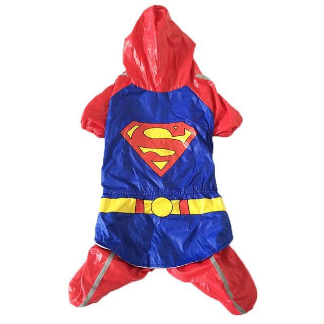 2016 designer clothes superman winter clothes