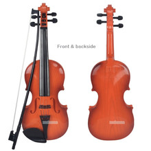 Learning & Education Toy  Mini Musical Instrument Violin Toy For Kids Baby Props Music Toy D27(China (Mainland))