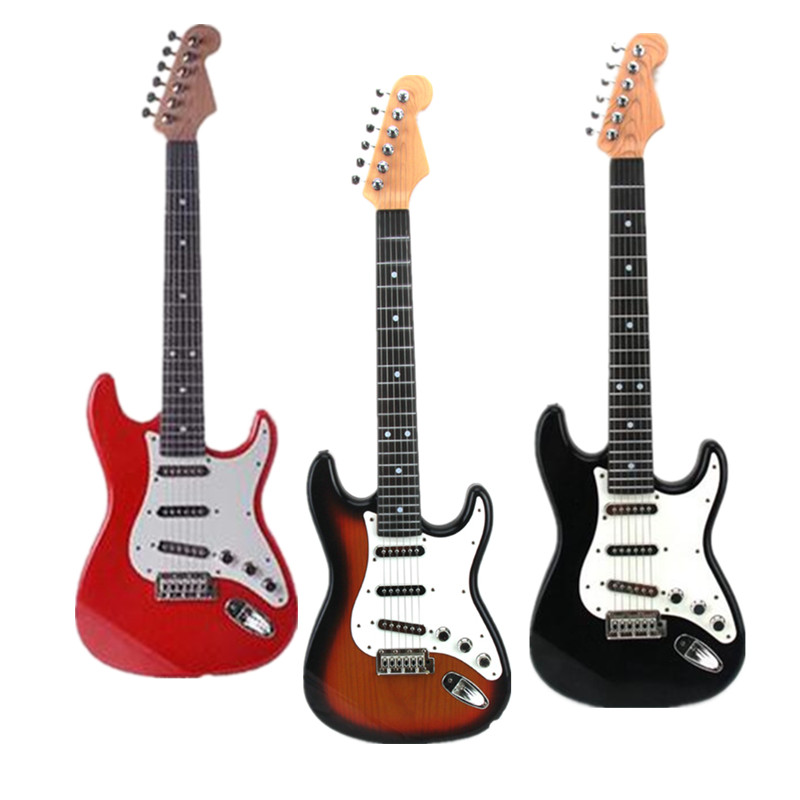 Children's electric Guitar 6 strings for kids Musical Toys guitar gifts(China (Mainland))