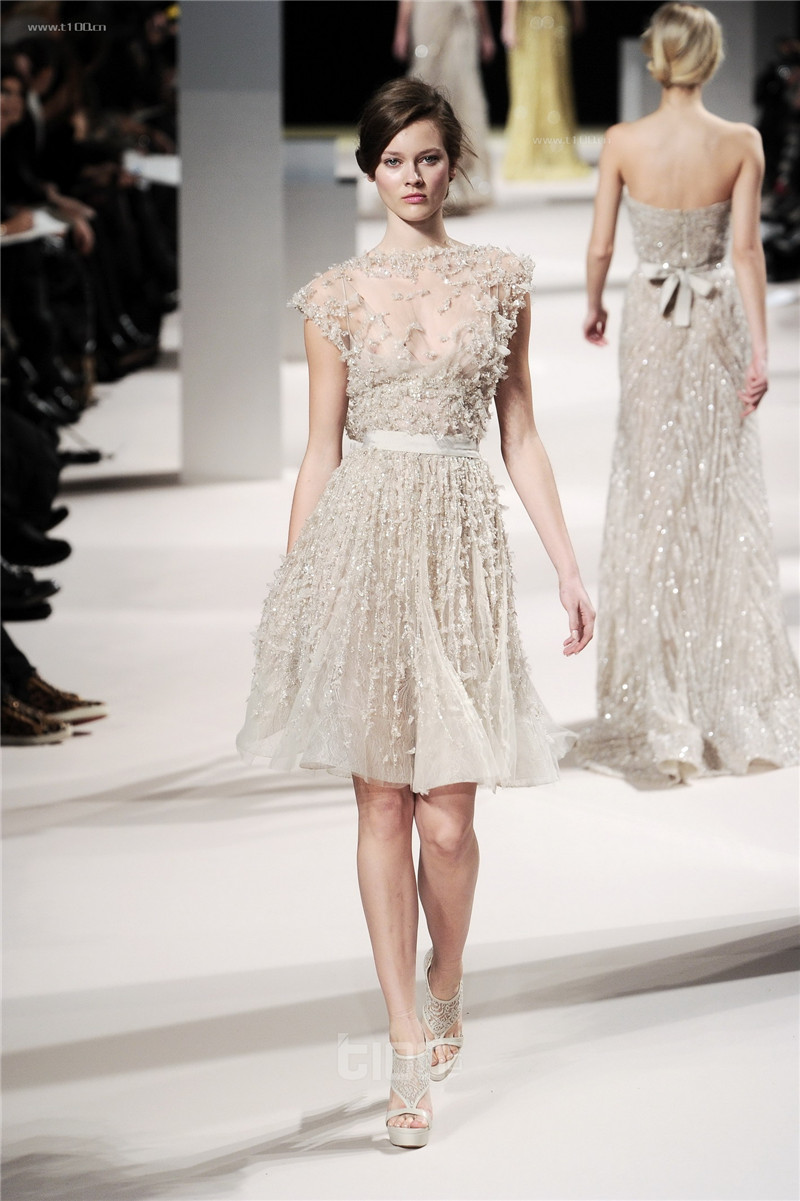 Online Kaufen Großhandel elie saab kurzes kleid aus China elie saab ...