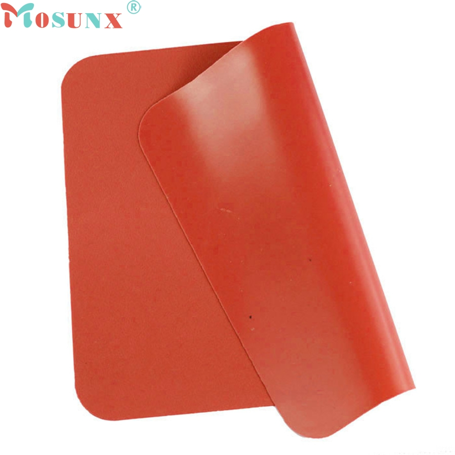 ecoisin2 New Comfortable Non-slip Super Thin Soft Mouse Pad for PC Notebook Laptop Tablet PC 17mar20(China (Mainland))