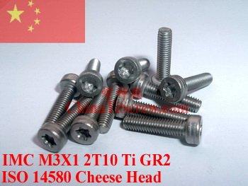 Le jeu du nombre en image... (QUE DES CHIFFRES) - Page 3 Titanium-screws-M3X12-ISO-14580