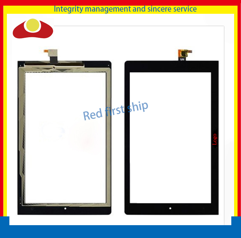 5pcs/lot Original For Lenovo Yoga Tablet 10 B8000 Touch Screen With Digitizer Panel Front Glass Lens 10 inch