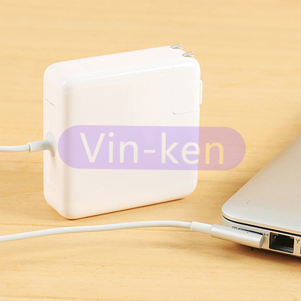 Зарядное устройство OEM 85W MagSafe L appLe 15 17 MacBook Pro 110180 зарядное устройство apple magsafe power adapter 85w 15 and 17 macbook pro 2010 mc556z b