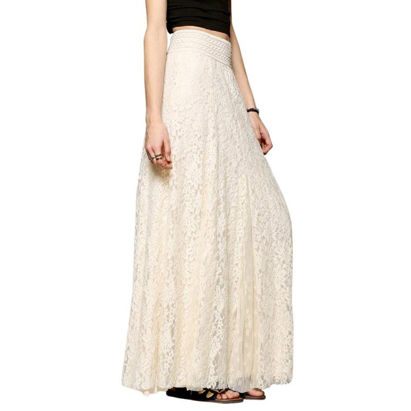 Perfect Zashi Ivory Lace Skirt  Women  Zulily