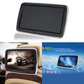 10 Car Headrest Monitor 1024 600 HD LCD Screen Digital Music Radio MP5 Player Touch Button