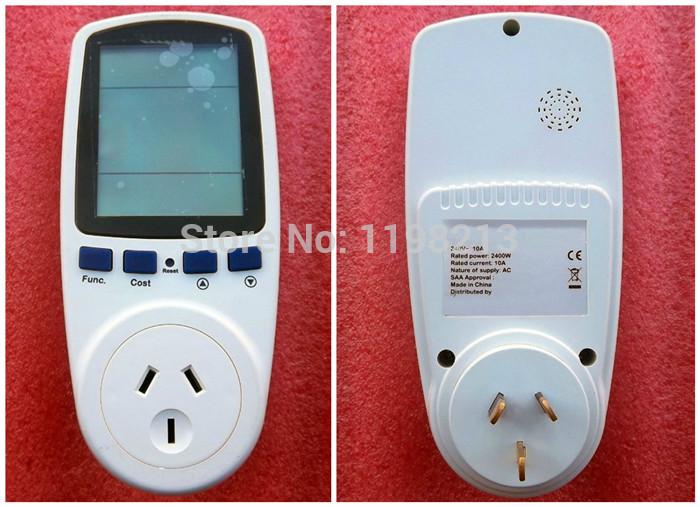 Здесь можно купить  5pcs AU Plug Power Energy Watt Voltage Amps Meter Analyzer with Power Electricity Usage Monitor(Energy Meters)  Инструменты