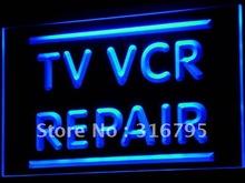 i611-b TV VCR Repair Television Reorder NEW Light Sign(China (Mainland))