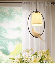 Modern retro Bird Chandeliers led lamps decorative art led Chandelier living room lamp E14 led lustre lighting Chandeliers(China (Mainland))
