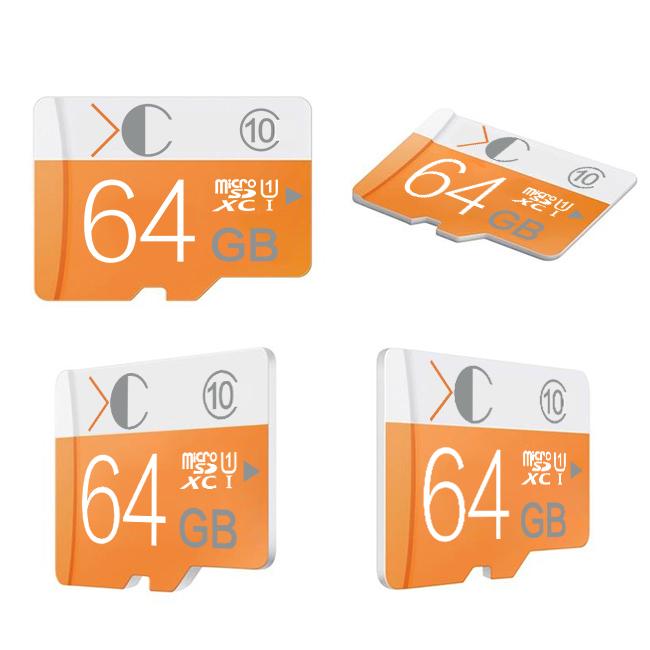 XC brand pass H2testw memory card micro sd card 32GB Class 10 usb flash Microsd SD card pendrive 64GB 16GB 8GB(China (Mainland))