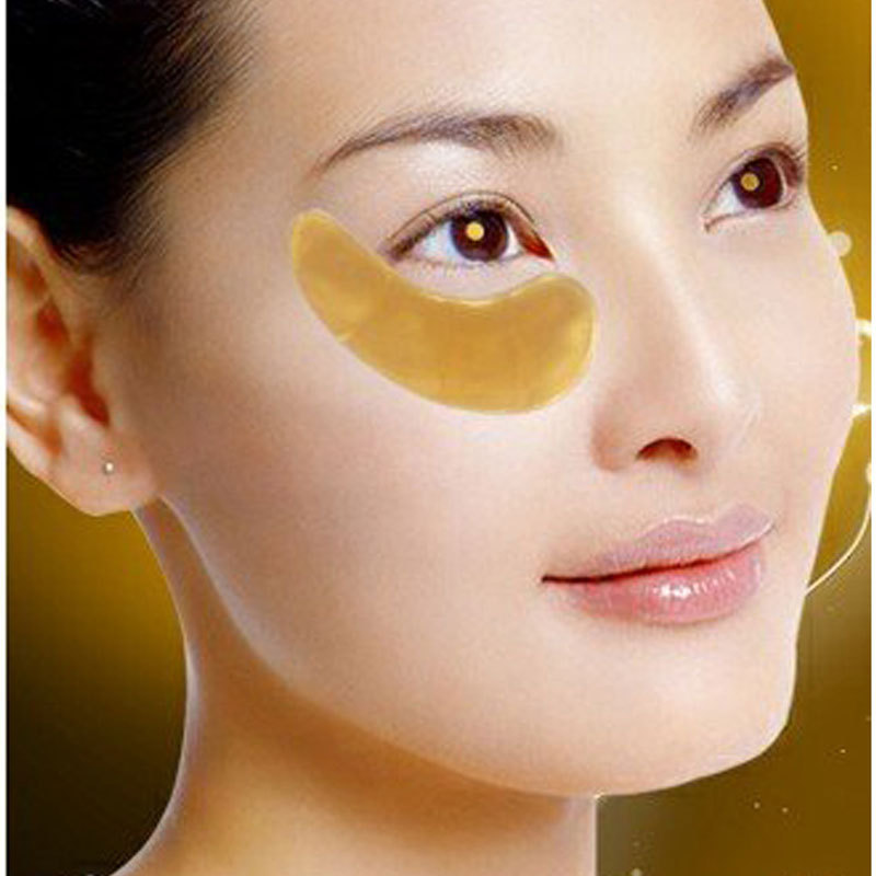 Moisturizing eye mask