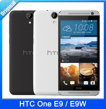 Original HTC One E9 E9W Unlocked Mobile Phone 2GB RAM 16GB ROM Octa-Core Android 5.0 OS 5.5 Inch 13.0MP Camera Free Shipping