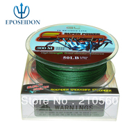 No.1 Quality&Service  300M EXTREME STRONG BRAIDED PE FISHING LINE Fishing Rope 12 16 20 27 31 40 45 50 65 80LB