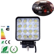 10pcs 48W LED Work Light for Indicators Motorcycle Driving Offroad Boat Car Tractor Truck 4x4 SUV ATV Flood 12V 24V(China (Mainland))