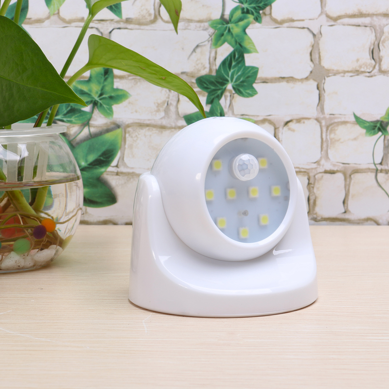 New 9 Led Night Light For Children With Motion Sensor
