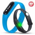 C6 Smart Wristband pedometer heart rate monitor pulsometro monitor cardiaco pk xiomi mi band 2 1s