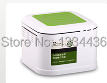 Elegant design ,small space , cute air cleaner with inion ,best choice for family and office .(China (Mainland))