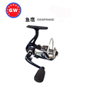 GW Fishing reel 100 OSSIFRAGE 1000 6000 series 5 BB Salt and fresh water spinning reel