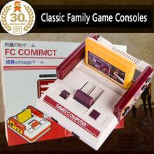 CoolBady Videospiel-konsole RS-35 FC Rot Weiß Klassische TV Spielkonsolen Gelb Karten Plug-in Kartenspiele Familie spielmaschine jeux(China (Mainland))