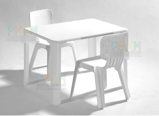 modern kid size rectangular study table, play desk with Free Shipping by China Post Air Parcel <br><br>Aliexpress