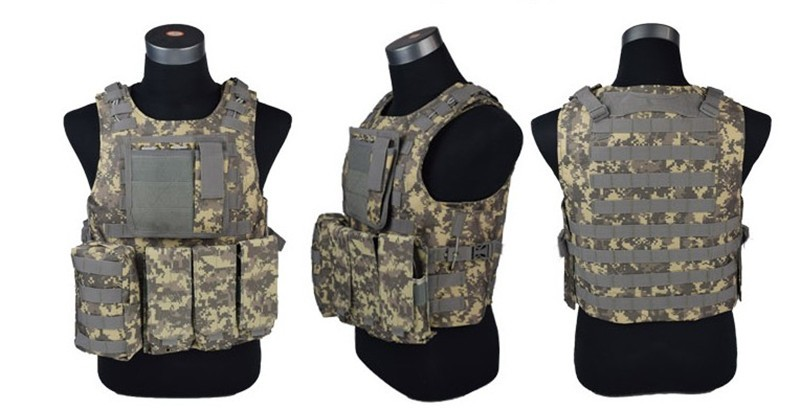 Military Outdoor KNIGHT Vest 28
