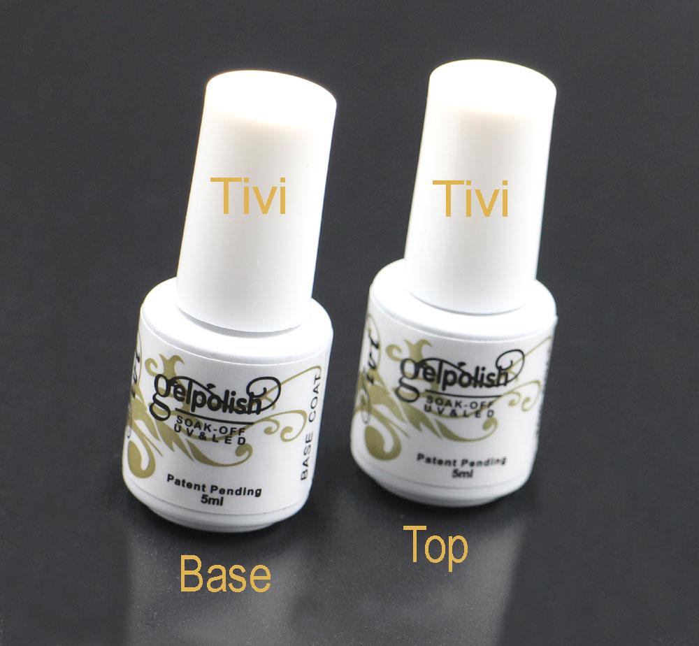 Базовое покрытие и топ для ногтей из Китая