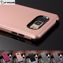 Buy Samsung A3 2016 Case SAMSUNG Galaxy A3, 6 2016 A310 NEW Fashion Candy Color PC + Gel Silicon Dual Layers Protect Fundas for $3.19 in AliExpress store
