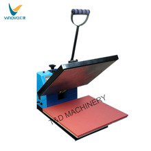 Ce approval mini flatbed heat press sublimation machine