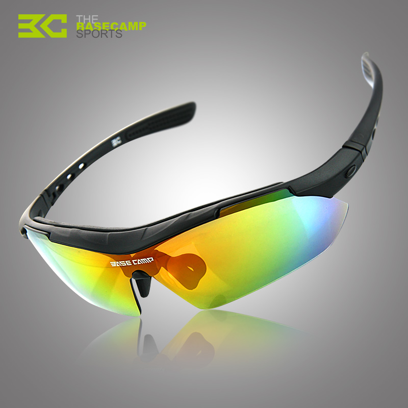 Professional Polarized Cycling Glasses Bike Casual Goggles Outdoor Sports Bicycle Sunglasses UV 400 With 3 Lens TR90 5 color <br><br>Aliexpress