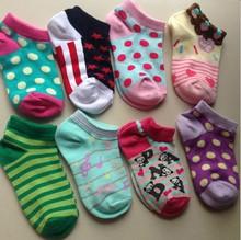 2015 HOT 0-9 Years old  Lovely Boat sport Children baby socks for Kids Socks  & Color random(China (Mainland))